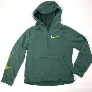 Nike hoodie sweatshirt boys small